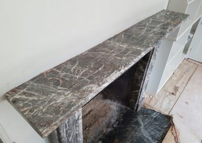 Marble Fireplace Before (Small)